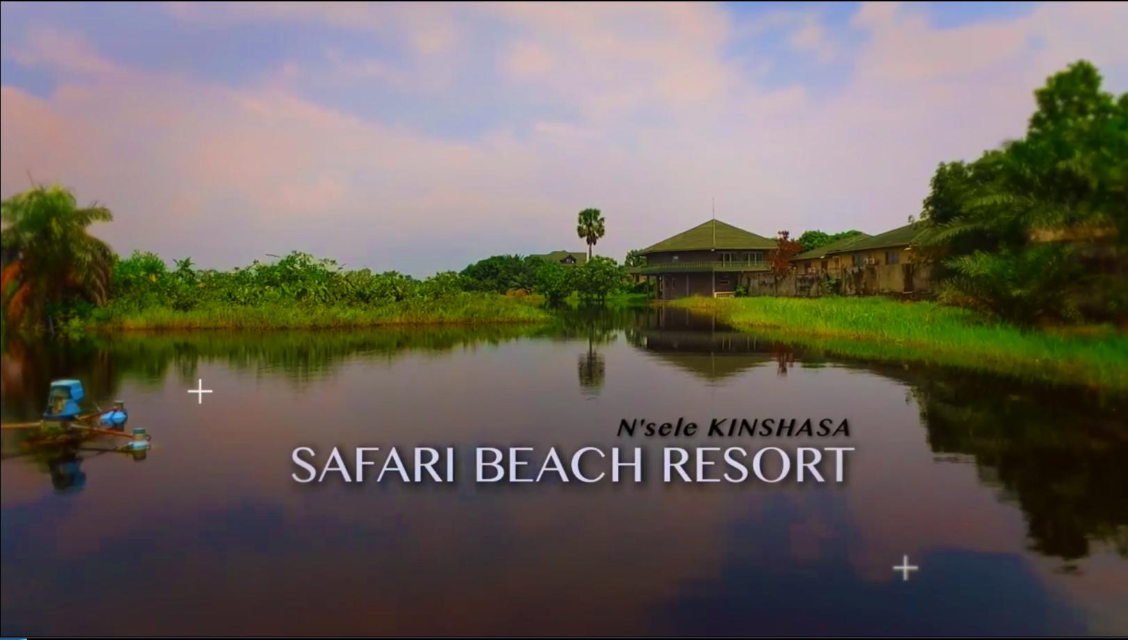 Film publicitaire en RDC au bord du fleuve Congo