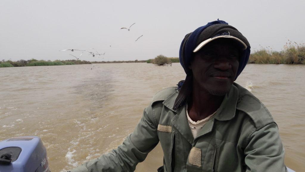 Fortunes de route (La frontière entre la Mauritanie et le Sénégal)