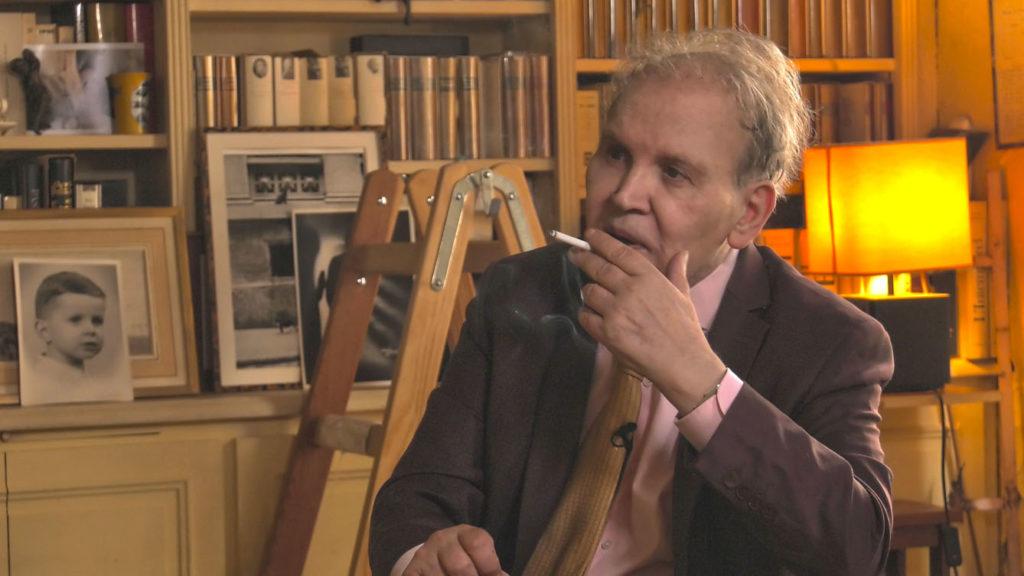 Angelo Rinaldi, une oeuvre sans concessions